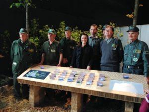 Federparchi Lombardia presente con il tavolo interattivo ad Agrinatura