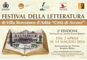 Festival della Letteratura Arcore