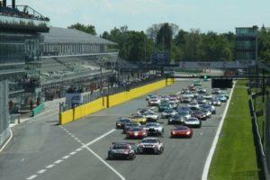 Successo per le gare Gran Turismo della Blancpain Series all'Autodromo Nazionale