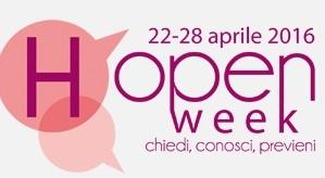 (H)Open Week