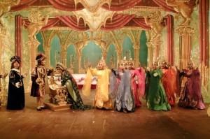 Marionette Compagnia Colla