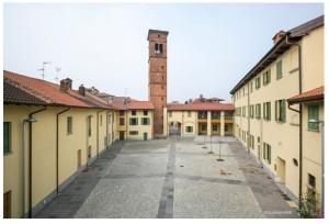 Palazzo Archinti Mezzago dopo la ristrutturazione