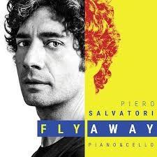 Piero Salvatori la copertina del suo lavoro Flyaway