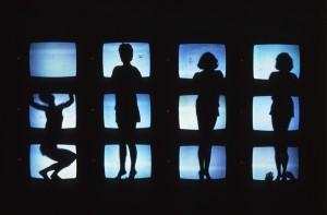 Prologo a Diario Segreto Contraffatto - Opera videoteatrale - 1985 - Roma, La Piramide