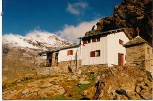 Rifugio Longoni del Cai Seregno in Valmalenco