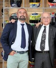 Ivan Capelli (a sinistra) ed Enrico Radaelli, dimissionari dal CdA Sias, la società che gestisce l'Autodromo Nazionale di Monza