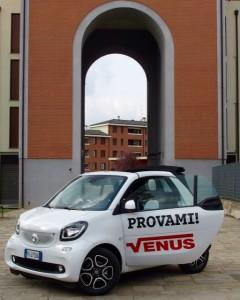 Abbiamo provato sulle strade della Brianza la nuova Smart forTwo Cabrio