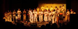 "Il gruppo dei ""Mitoka Samba"""