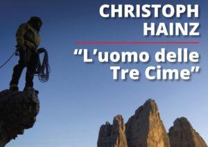 Christoph Hainz l'uomo delle Tre Cime