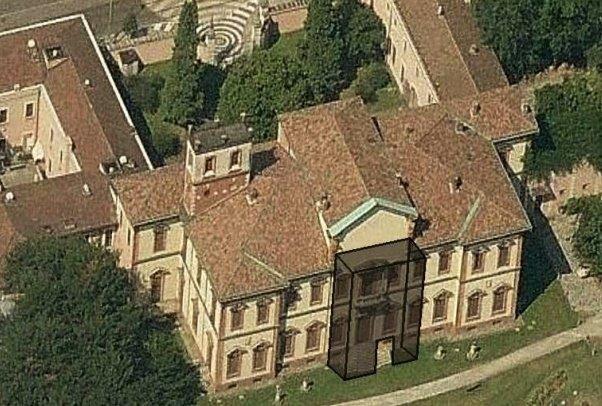 Cinisello Balsamo Villa Ghirlanda Intervento ristrutturazione fase 3