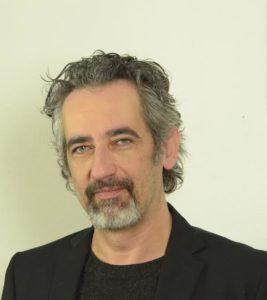 Il regista attore Corrado Accordino direttore di Binario 7 a Monza
