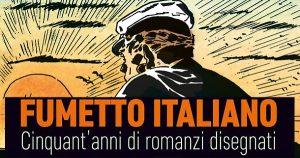 Fumetto Italiano mostra Permanente