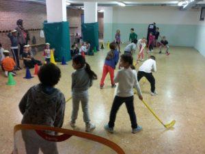 Hockey nelle scuole di Monza