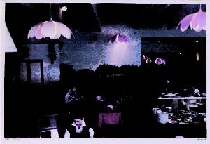 LUIGI GHIRRI, Parigi, 1979, c-print, cm 40x28