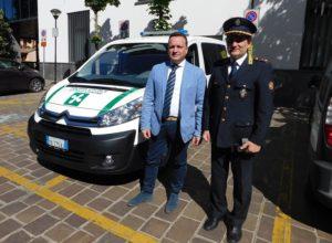 Lissone Polizia Locale vigilanza mobile 2