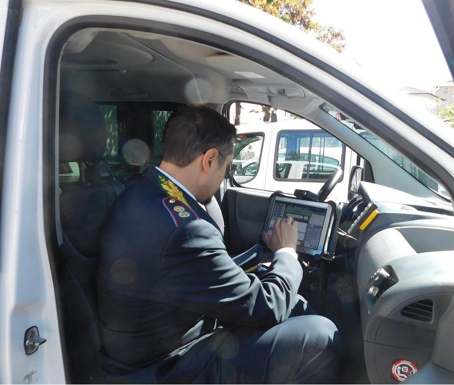 Lissone Polizia Locale vigilanza mobile 3