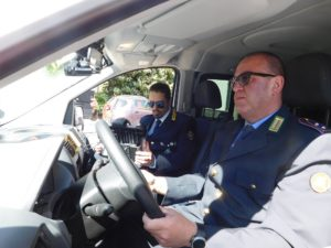 Lissone Polizia Locale vigilanza mobile
