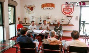 Monza 1912 Conferenza Stampa
