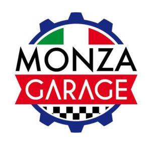 Monza Garage logo