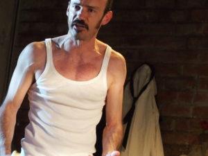 """Pietro Micci in """"Il marito di Lolo"""" - Foto di Elizabeth Gaeta"""