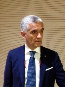 Il Direttore dell'Ospedale San Gerardo di Monza Matteo Stocco