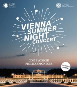 Reggia di Monza Concerto d'estate Vienna