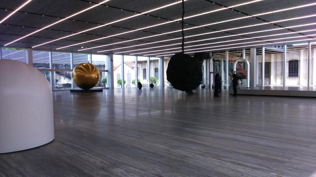 Fondazione Prada Milano - Foto di Elizabeth Gaeta