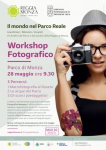 locandina workshop foto