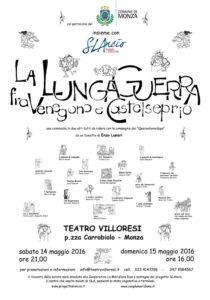 La Lunga Guerra fra Venegono e Castelseprio
