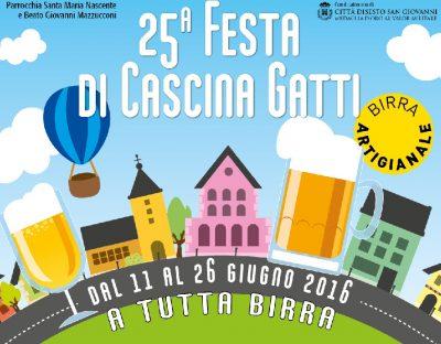 Cascina Gatti Festa Sesto San Giovanni