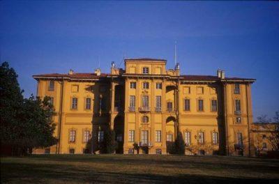 Cernusco SN, Villa Alari