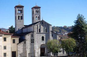 Como Basilica di S. Abbondio