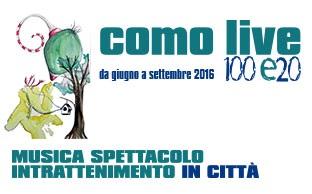 Como live 100e20