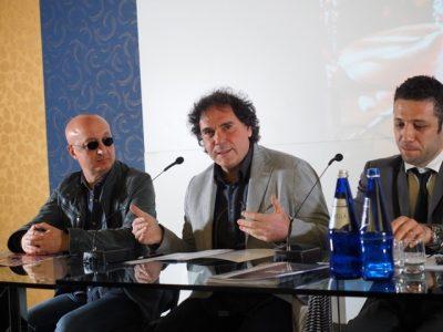 Un momento della conferenza stampa di presentazione della FIM 2016 a Lariofiere