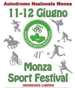 Festival dello Sport locandina