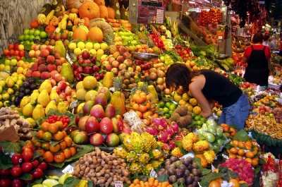 Frutta contro afa Coldiretti Lombardia