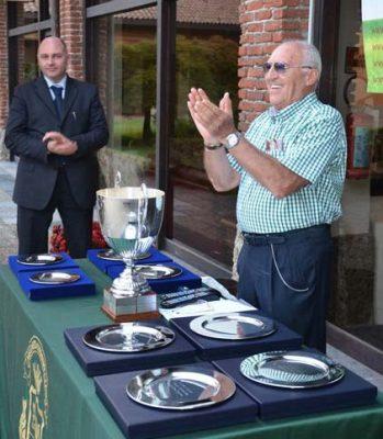 Golf Cup SCT, l'ideatore Silvano Cima