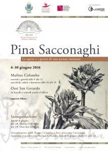 Pina Sacconaghi.Vita e opere di un'artista monzese