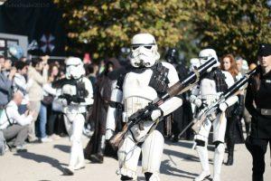 Star Wars Music Parade - Courtesy of WOW Spazio Fumetto