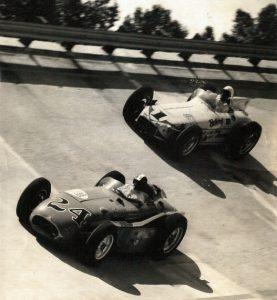 Monza, sopraelevata Formula Indy