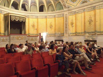 Teatrino della Villa Reale - Platea - Monza - Foto di Elizabeth Gaeta - Courtesy of Reggia di Monza