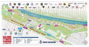 SALONE_DELL'AUTO_TORINO_PARCO_VALENTINO_2016_Mappa_ufficiale