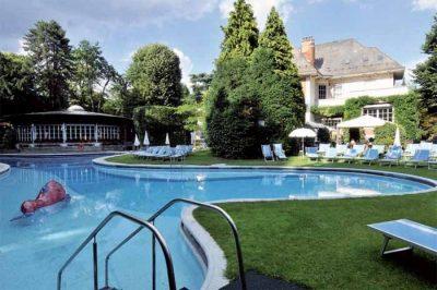 Sporting Club Monza piscina