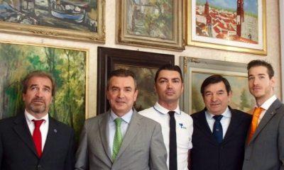 La squadra di Totem capeggiata dai due fratelli Catania