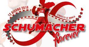 Tributo a Michael Schumacher a Monza