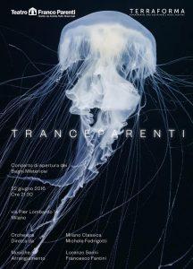 Tranceparenti Mercoledì 22 giugno 21.30 - Teatro Franco Parenti