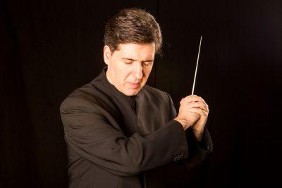 Simone Pedroni Direttore d'Orchestra