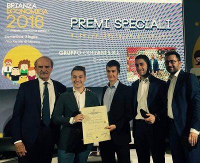 Brianza Economica 2016 premiati