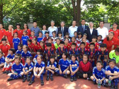 Cinisellese calcio accordo Cina