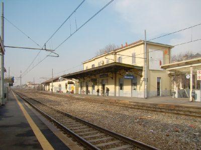 Lissone, stazione ferroviaria